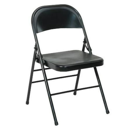 Cosco All Steel Folding Chair-4 Pack