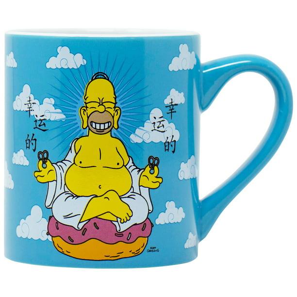 The Simpsons Characters Mug