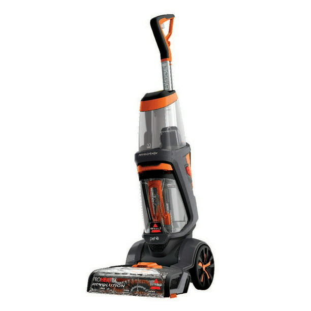 BISSELL ProHeat 2X Revolution Pet Full Size Upright Carpet Cleaner with Antibacterial Spot & Stain Remover, 1548 - Walmart.com - Walmart.com