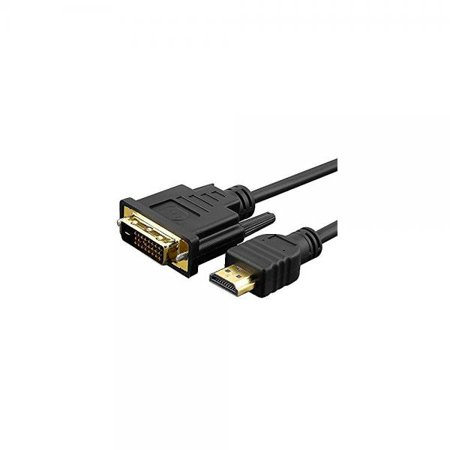 Gefen DVI to HDMI Cable 6 Feet, Male-Male 6 Feet, CAB-DVI2HDMI-06MM