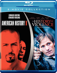 American History X   A History of Violence (Blu-ray) by WarnerBrothers