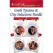 Greek Tycoons & City Seductions Bundle - eBook