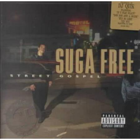Suga Free Street Gospel [PA] CD