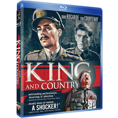 King And Country (1964) (Blu-ray)