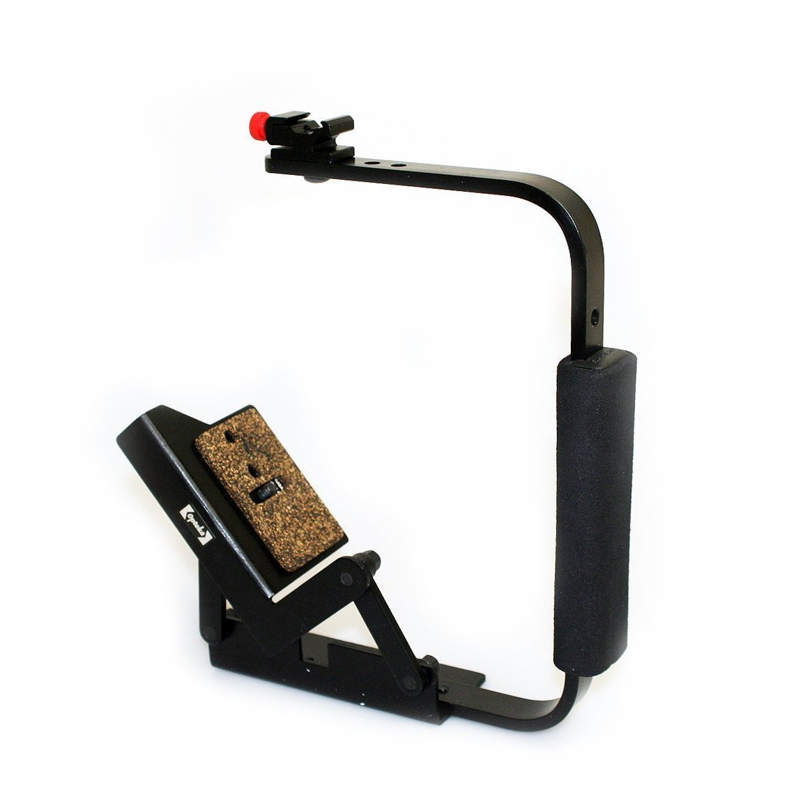 Opteka FB-10 DSLR Digital Camera External Flip Flash Stand Bracket Adapter Holder Mount for Sigma SD1 SD9 SD10 SD14 SD15