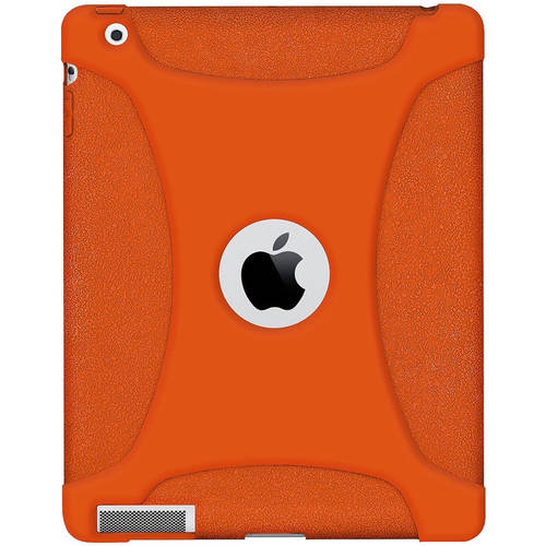 Amzer Silicone Skin Jelly Case for Apple iPad 4/Apple iPad 4 with Retina Display