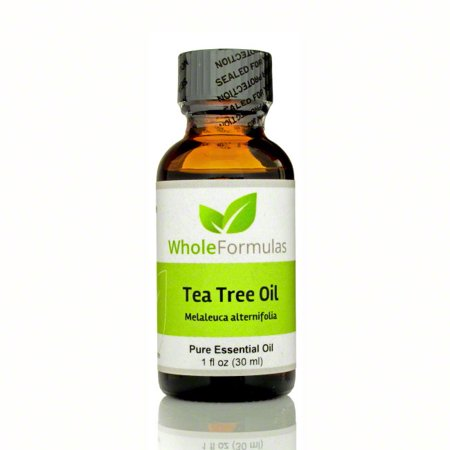 Whole Formulas Tea Tree Oil, 1 fl oz (Man Tea Rock Hard Formula For Sale)