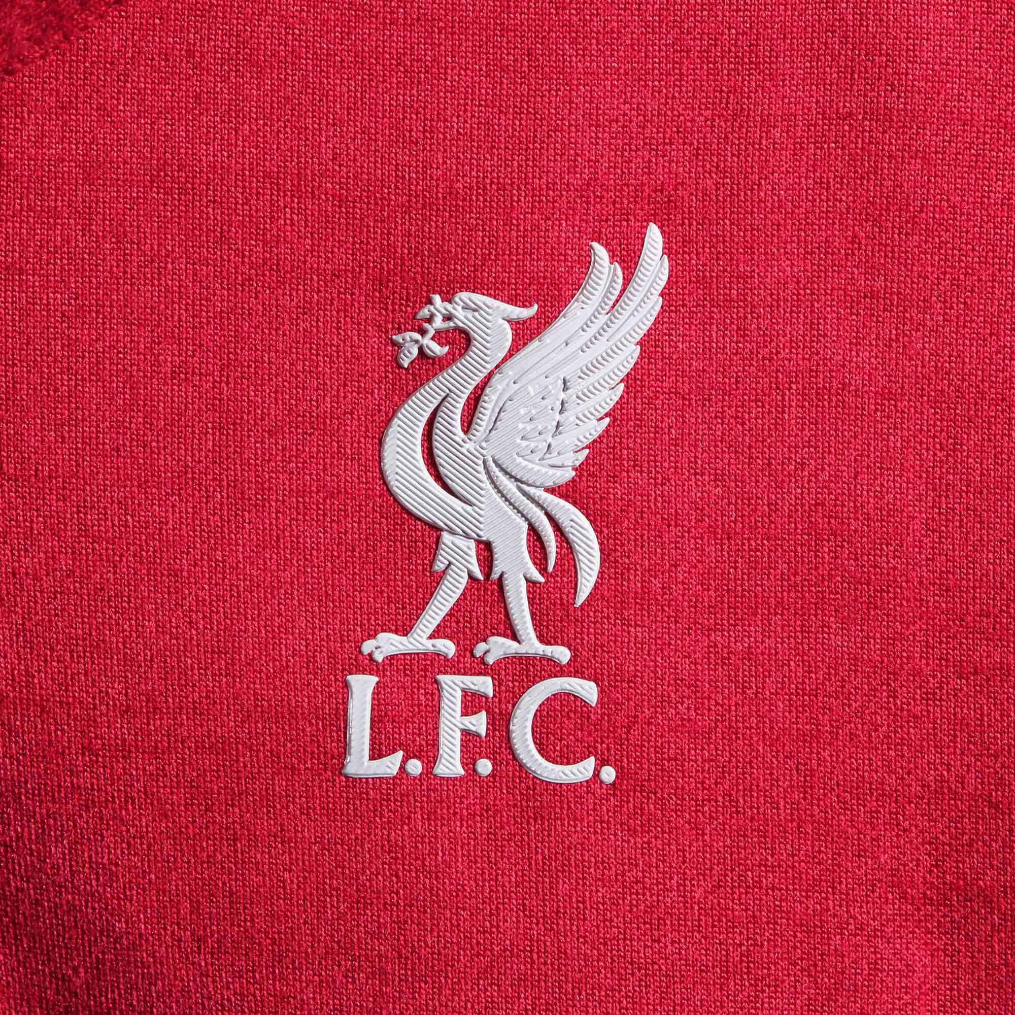 38cf6b78f91 Levelwear - Liverpool Levelwear Sway Corner Polo - Red - Walmart.com
