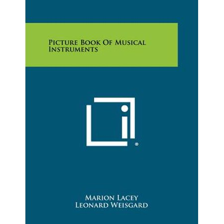 Picture Book of Musical Instruments ()