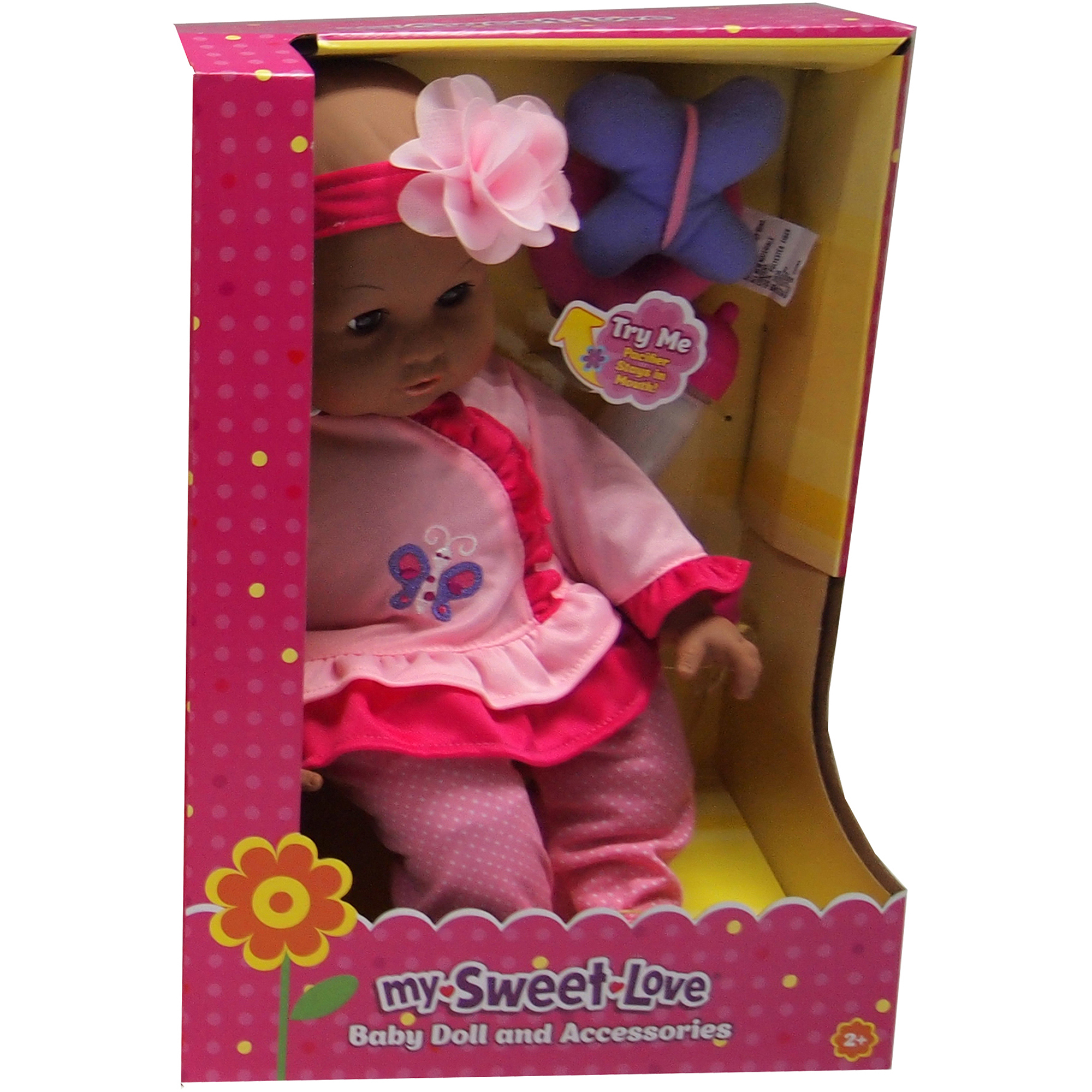 My Sweet Love Cuddly Baby Doll Assorted Colors May Vary