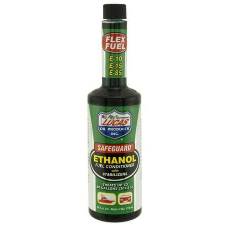 Lucas Safeguard Fuel Conditioner And Stabilizer  16 Oz