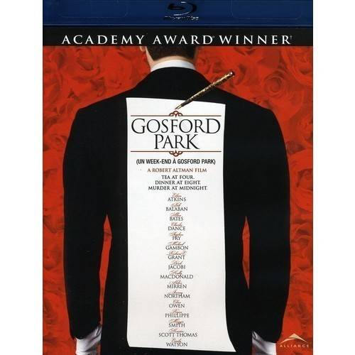 Image of Gosford Park (Blu-ray)