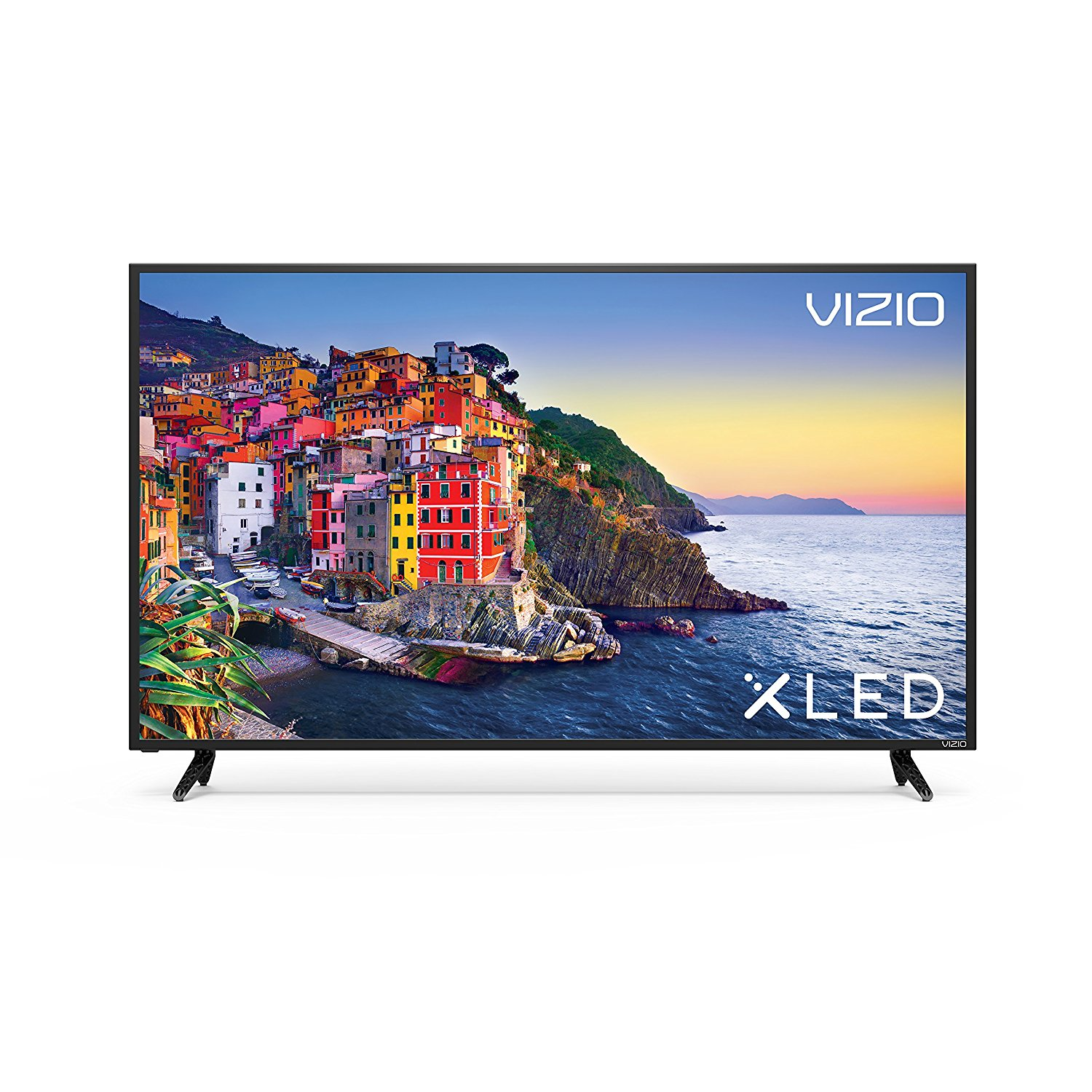 "Refurbished Vizio 75"" Class 4K (2160P) Smart LED Home Theater Display (E75-E3)"