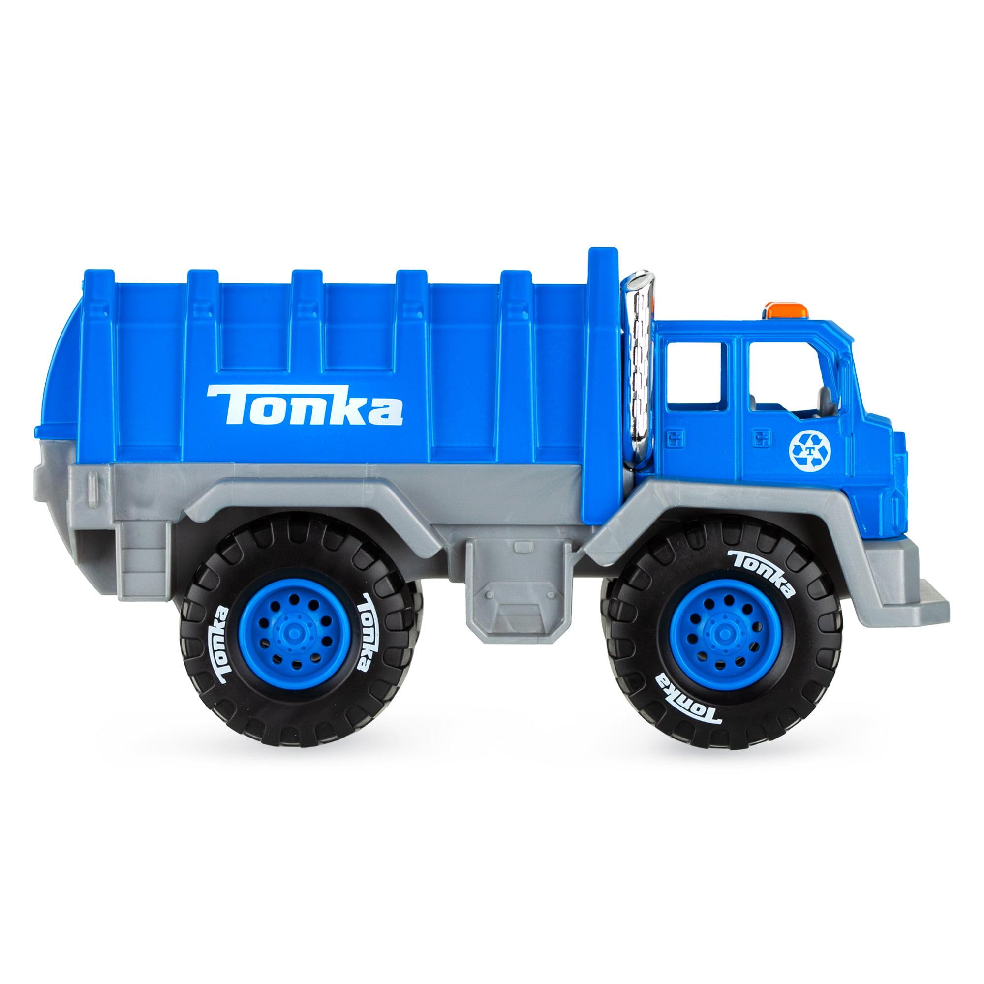 "Tonka - Mighty Metal Fleet - Garbage Truck - 8"" Metal Vehicle"