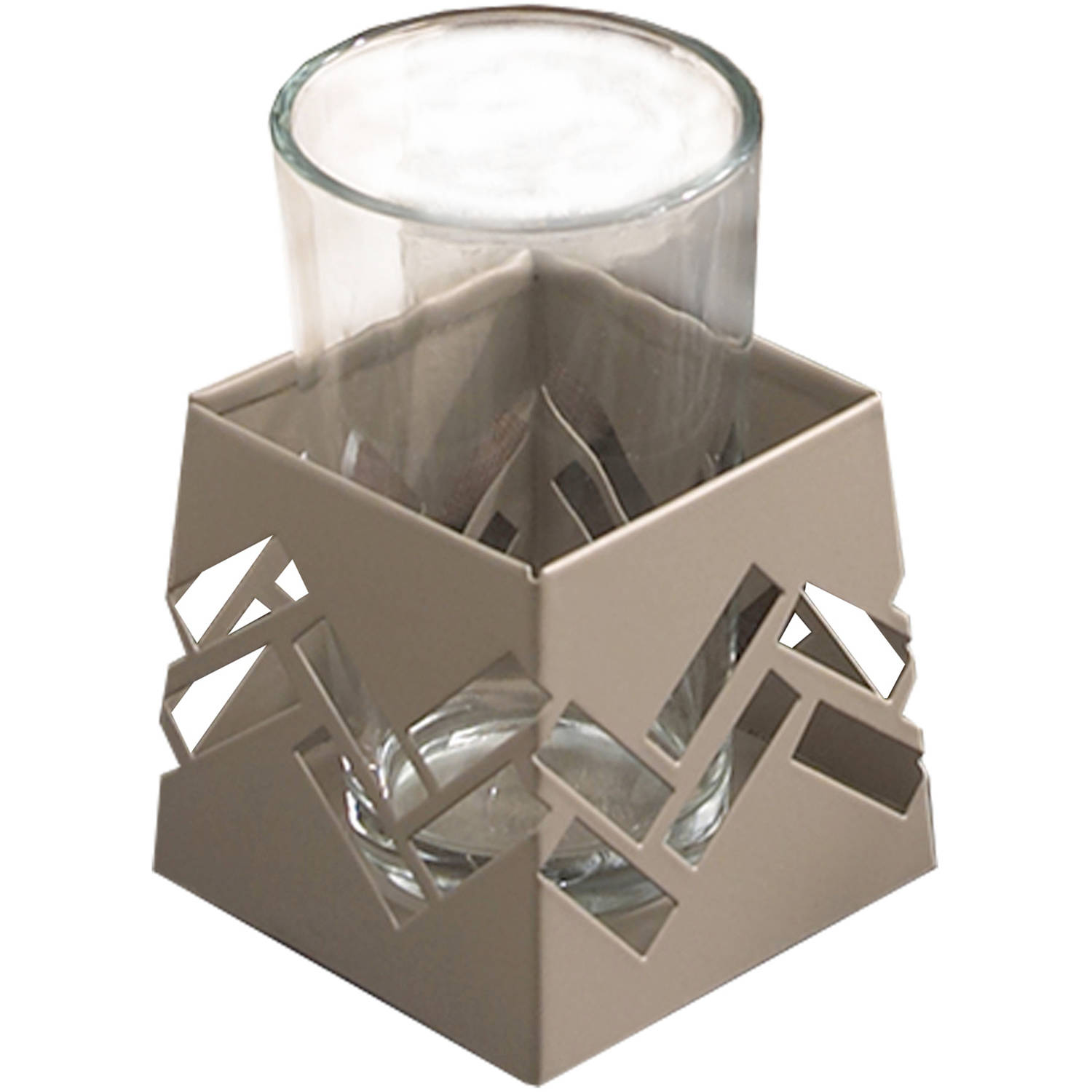 Excell Walkway Tumbler, Taupe