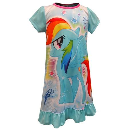 Pony Robe (My Little Pony Rainbow Dash Nightgown )
