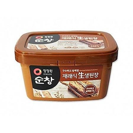 CJO Soy Bean Paste 2.2 Lbs.