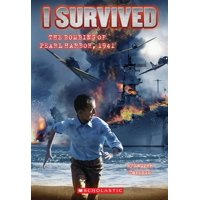 I Survived the Bombing of Pearl Harbor, 1941 (I Survived #4) (Paperback)