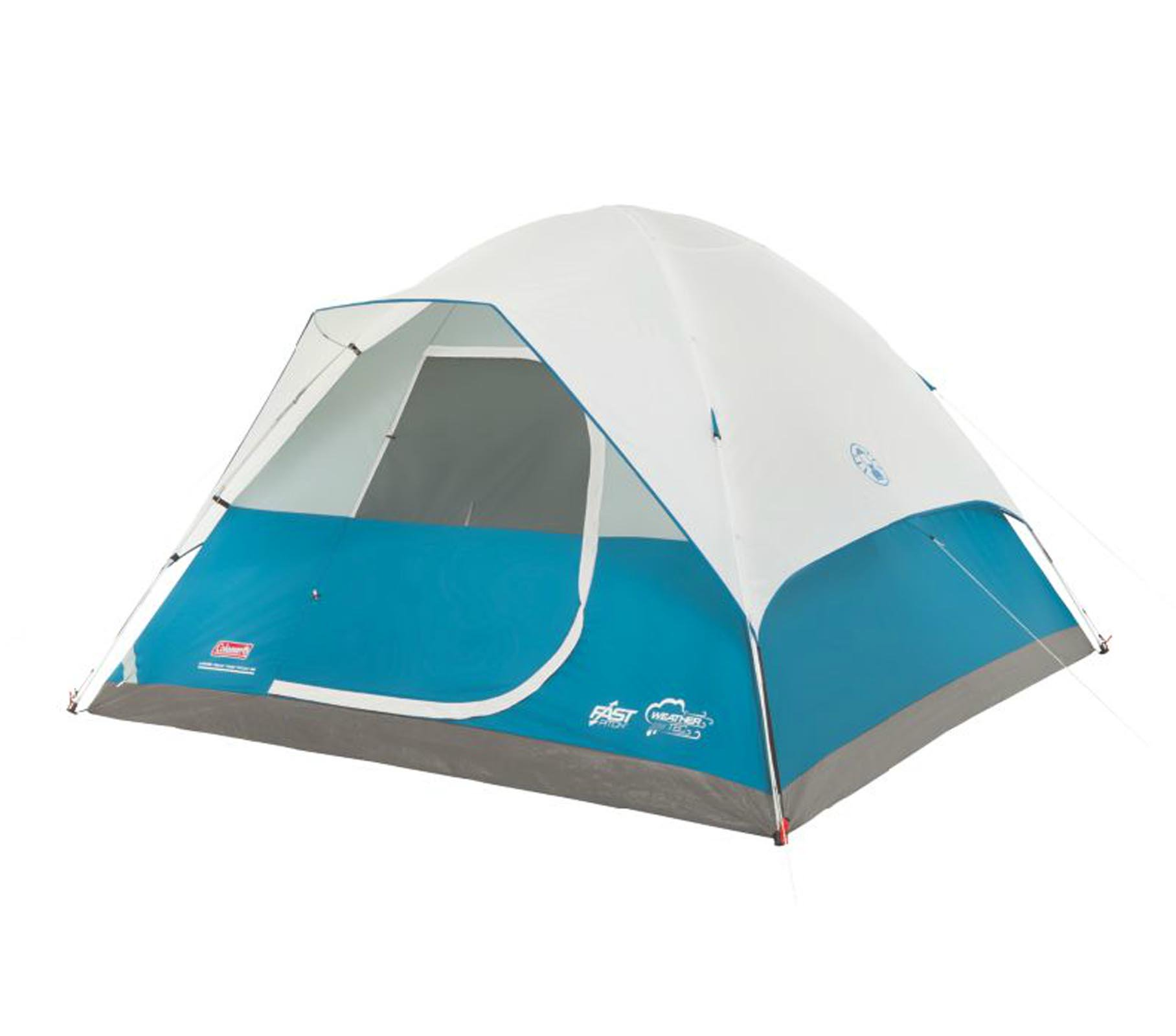 Coleman Longs Peak 6-Person Fast Pitch Dome Tent by COLEMAN