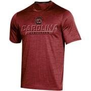 Men's Russell Athletic Garnet South Carolina Gamecocks Synthetic Impact T-Shirt