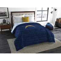 "NFL San Diego Chargers ""Anthem"" Twin or Full Bedding Comforter, 1 Each"