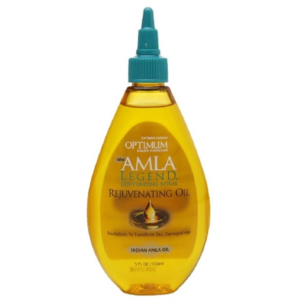 Optimum Amla Legend Rejuvenating Oil,  5 oz (Pack of 2)