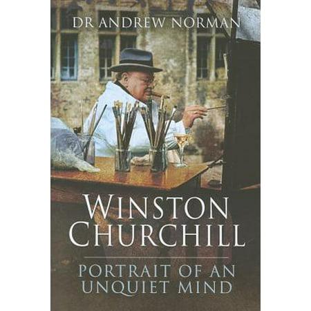 Winston Churchill Portrait (Winston Churchill : Portrait of a Unquiet Mind)
