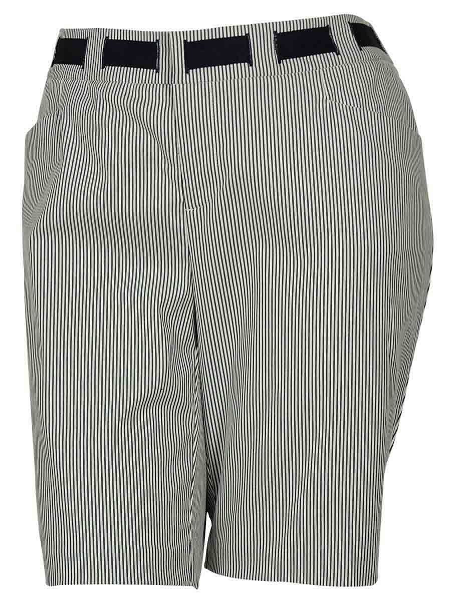 INC International Concepts Women's Striped Bermuda Shorts