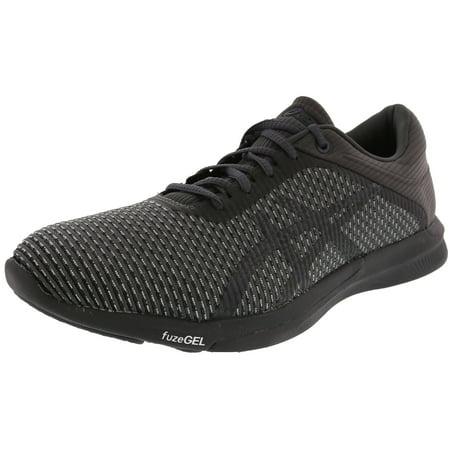 nouveau produit b89fd 8b805 Asics Men's Fuzex Rush Cm Dark Grey / Ankle-High Running Shoe - 11.5M