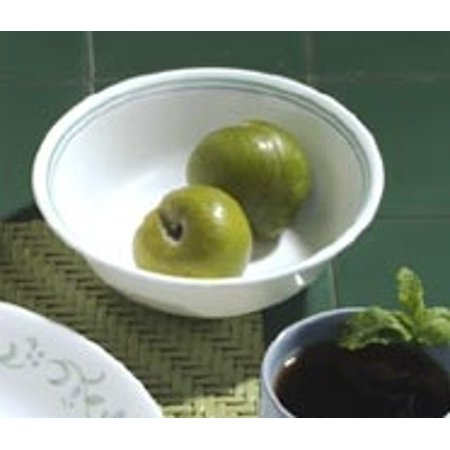 - Corell 6018491 CCG 10-oz Livingware Country Cottage Dessert Bowl - Case of 6