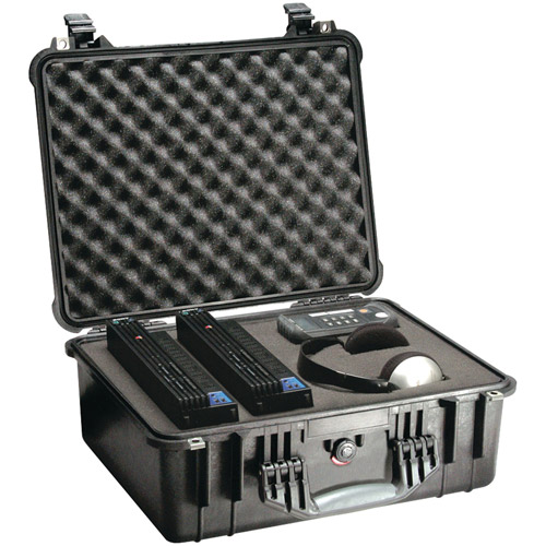 Pelican 1550 Case with Padded Divider