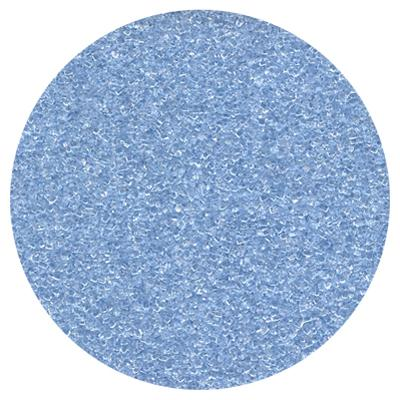 Soft Blue Sanding Sugar - 1 LB - National Cake Supply