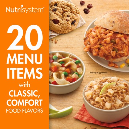 (2 Pack) Nutrisystem 5 Day Homestyle Weight Loss Kit, 4.5 lbs, 15 Meals and 5