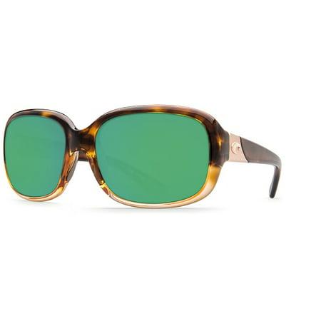 Costa Del Mar Gannet GNT 120 Shiny Tortoise Fade Sunglasses ()
