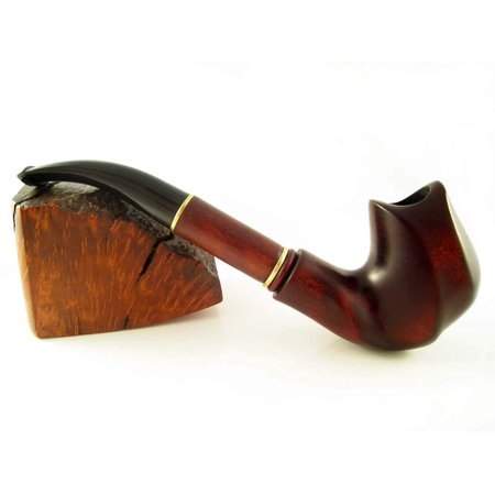 Tobacco Pipe Salvador Dali Smoking Pipe Carved Pear Root - The Best Price Offer