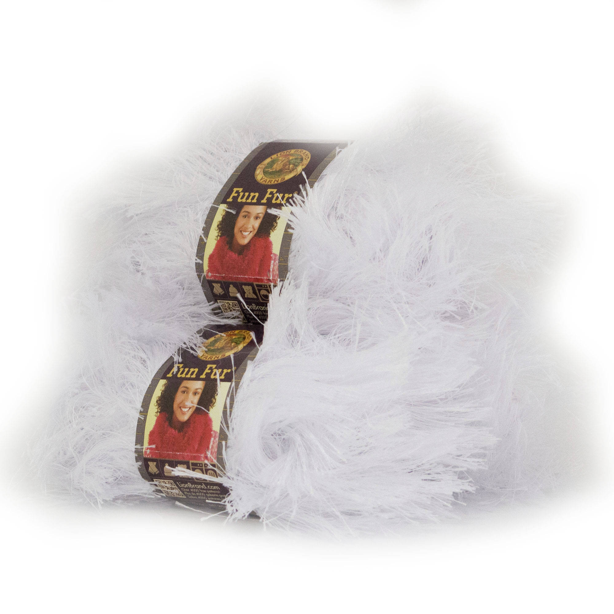 Lion Brand Yarn Fun Fur 3-Pack Novelty Eyelash Yarn