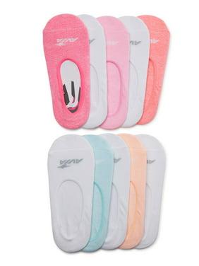 Avia Women's 10 Pack Ultra Low No Show Liner Socks