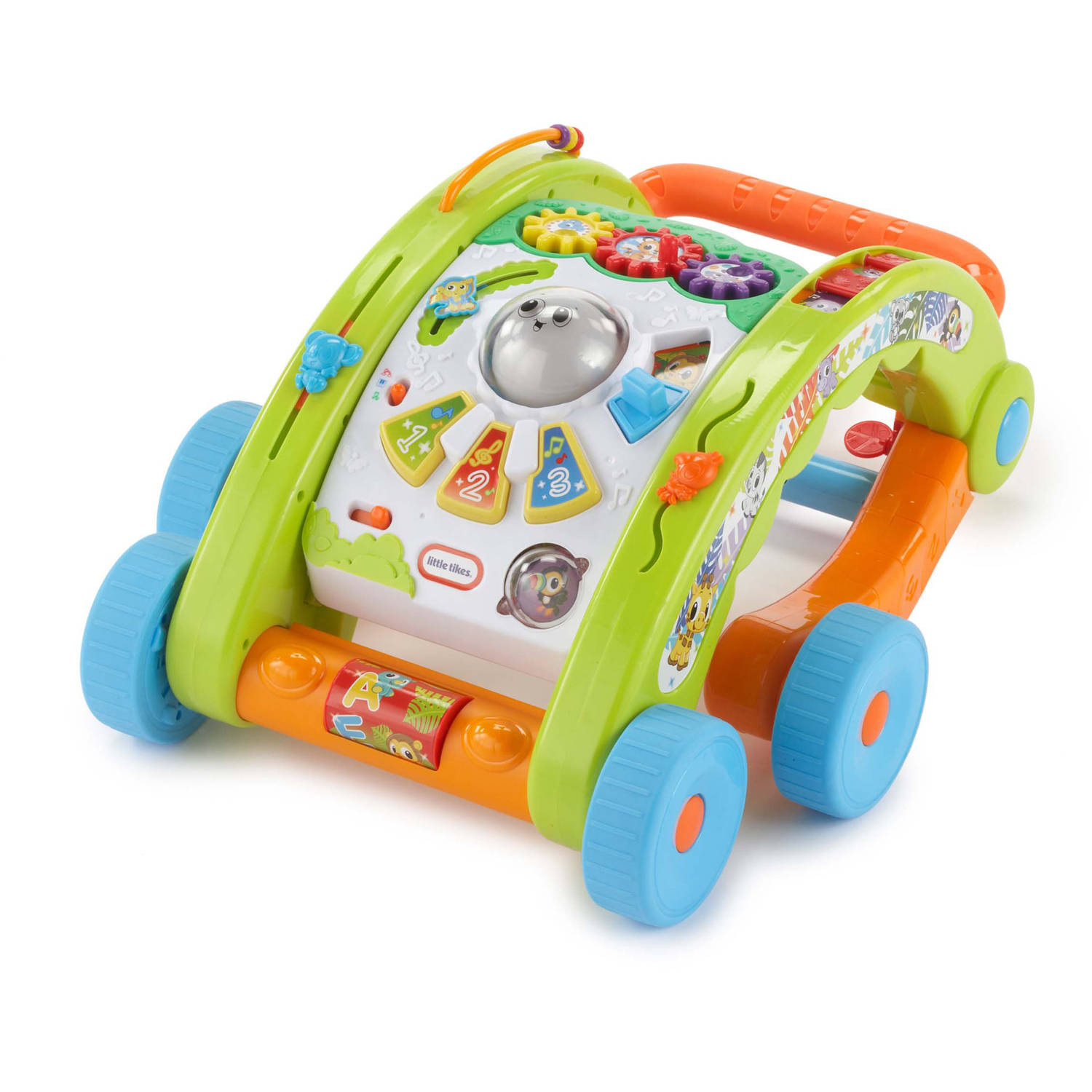 Little Tikes Light n Go 3 in 1 Activity Walker Walmart