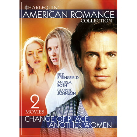 Another Womans House - Change of Place / Another Woman (DVD)