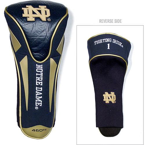 Team Golf NCAA Notre Dame Single Apex Driver Head Cover