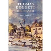 Thomas Doggett Deceased
