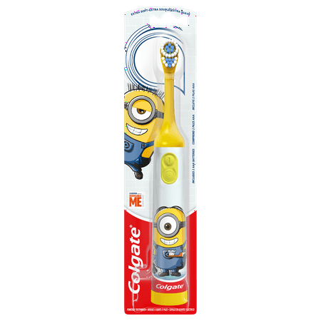 Colgate Kids Minions Battery Electric Toothbrush