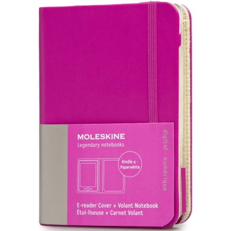 Moleskine Kindle 4 and Paperwhite Cover Pink (Unbound) ()