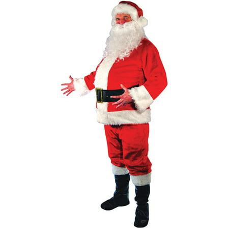Tanooki Suit Mario (Santa Suit Costume)