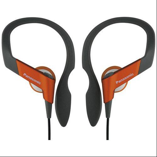 Panasonic RP-HS33 SportClip Water Resistant Headphones