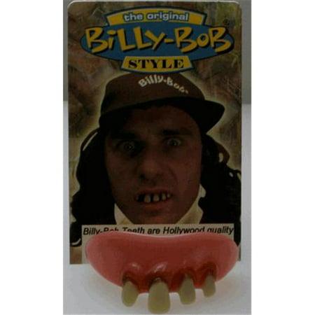 Billy Bob Teeth 10041 Snaggletooth Fake Teeth - Fake Buck Teeth
