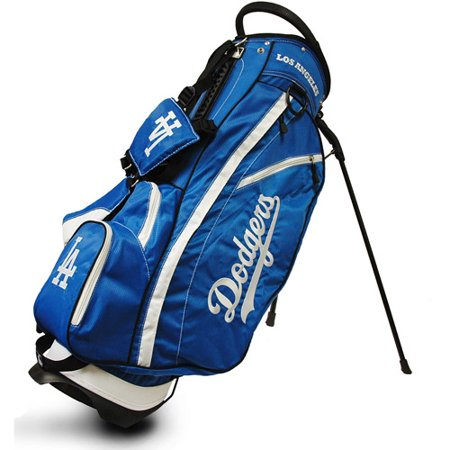 Team Golf MLB Los Angeles Dodgers Fairway Golf Stand Bag