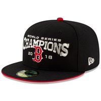 cf62def865e Product Image Boston Red Sox New Era 2018 World Series Champions 59FIFTY  Fitted Hat - Black