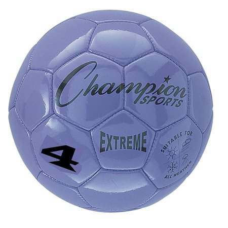 Soccer Ball Size4 Composite Prpl - image 1 of 1