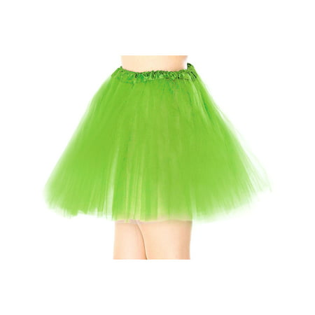 Women's Tutu for Women Girls 80s Costume Tutu for Party Running & Race,F.Green](Tutu Costumes For Women)